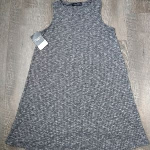New w/ tags Dress Up Final Touch Sleeveless tunic
